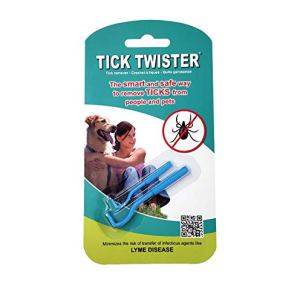 Tick Twister Tick Remover Set with Small and Large Tick Twister 8