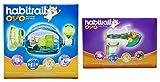 Habitrail Ovo Home, Blue Edition and Habitrail OVO Mini Maze