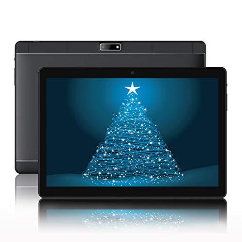 ZONKO 10 Inch Tablet, Dual Sim Card Slots Unlocked for Phone Call, 3G/WiFi,