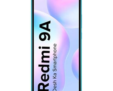 Redmi 9A (Nature Green, 3GB Ram, 32GB Storage)   2GHz Octa-core Helio G25 Processor