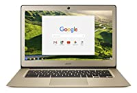 "Acer Chromebook 14 CB3-431-C0AK comes with these high level specs: Intel Celeron N3160 Quad-Core Processor 1.6GHz with Intel Burst Technology up to 2.24GHz, Google Chrome Operating System, 14"" Full HD ComfyView Widescreen IPS LED-backlit Display, Int..."