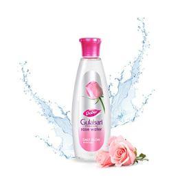 Dabur Gulabari Premium Rose Water with No Paraben for Cleansing and Toning, 250ml