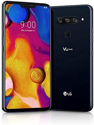 LG Electronics LG V40 LM-V405UAL – 64GB – Verizon Unlocked – Moroccan Blue (Renewed)