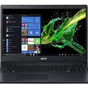 Acer Aspire 3 Thin A315-54 15.6-inch Full HD Thin and Light Notebook (8th Gen Intel Core i3-8145U Processor/4GB RAM/256GB SSD/Windows 10 Home 64 Bit/Intel UHD 620 Graphics), Shale Black