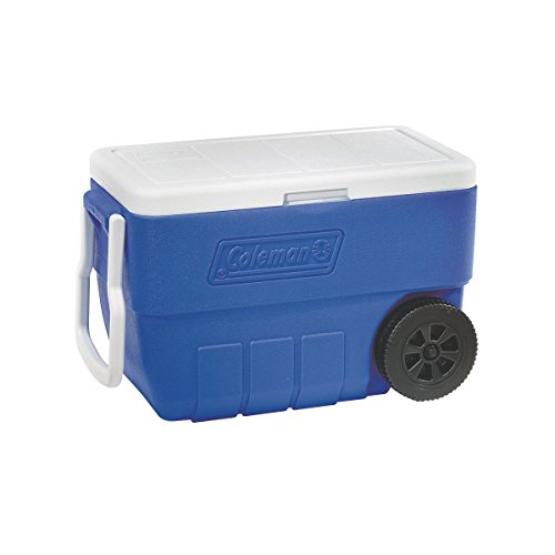 Coleman 50 Quart Performance Wheeled Cooler