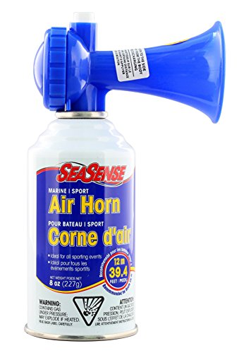 SeaSense Large Air Horn, 8oz