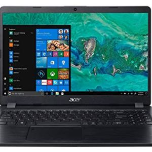 Acer Aspire 5S Core i5-8265U 8th gen 15.6-inch Full HD Thin and Light Laptop (8GB/16GB Optane/1 TB HDD/2GB NVIDIA GeForce MX130 Graphics/Microsoft Office 2016/Win10/Obsidian Black/1.8 kg), A515-52G