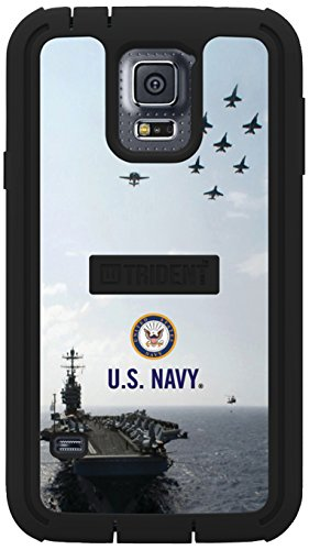 Trident Cyclops Series Case for Samsung Galaxy S5 - Retail Packaging - US Navy Lifestyle