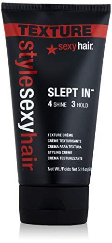 SEXYHAIR Style Slept In Texture Cream, 5.1 Fl Oz