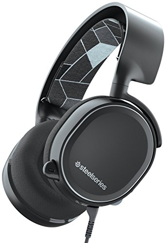 41ltqztLnzL - SteelSeries Arctis 3 Console Legacy Edition, Console Gaming Headset, PlayStation 4/Xbox One/Nintendo Switch - Black
