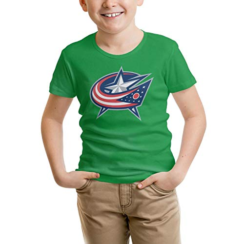 Kids-T-Shirt-Crew-Neck-Short-Sleeves-Cotton-Casual-Comfortable-T-Shirt-Tops
