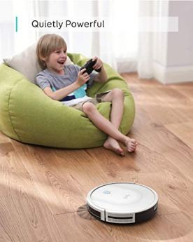 eufy-by-Anker-BoostIQ-RoboVac-11S-MAX-Robot-Vacuum-Cleaner-Super-Thin-2000Pa-Super-Strong-Suction-Quiet-Self-Charging-Robotic-Vacuum-Cleaner-Cleans-Hard-Floors-to-Medium-Pile-Carpets-White