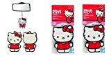 Hello Kitty Core Paper Air Freshener x 2 pack (4pc total)
