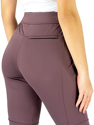 Contour Athletics Hydrafit Joggers for Women, Sweatpants for Women Yoga Pants with Zipper Pockets 6