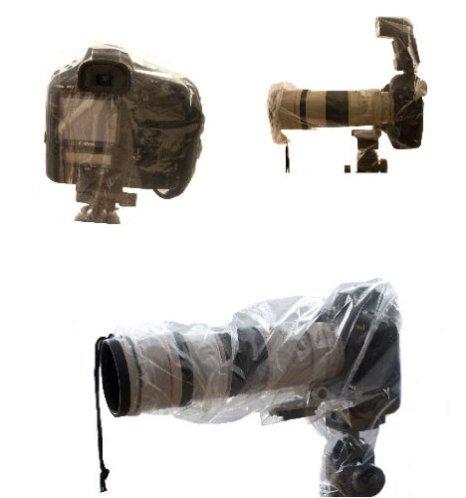 Timetrends24/JJC – Sacchetto waterproof per fotocamera, attrezzatura fotografica per un viaggio in Antartide
