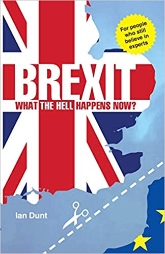 Image result for Brexit: What the Hell Happens Now? by Ian Dunt