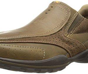 Skechers VorlezConven - zapatilla deportiva de piel hombre 4