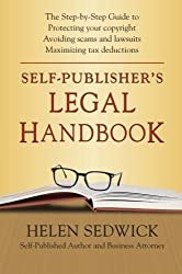 Self Publisher's Legal Handbook by Helen Sedwick