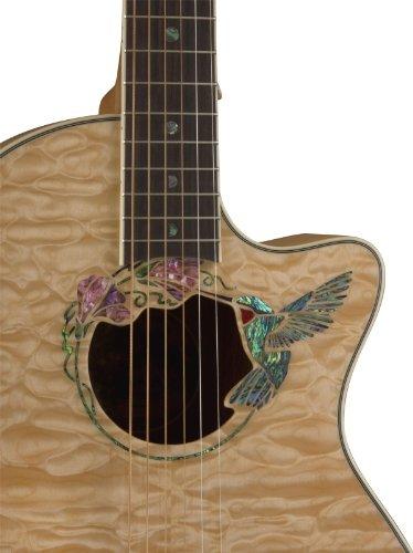 Luna-Fauna-Hummingbird-Electro-Acoustic-Guitar-Natural-Gloss-Finish