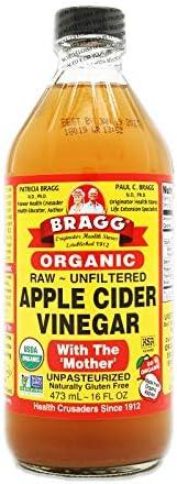 Bragg Organic Apple Cider Vinegar, 16 oz 1