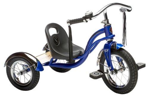 Schwinn Roadster Tricycle, 12' wheel size, Trike Kids Bike Blue