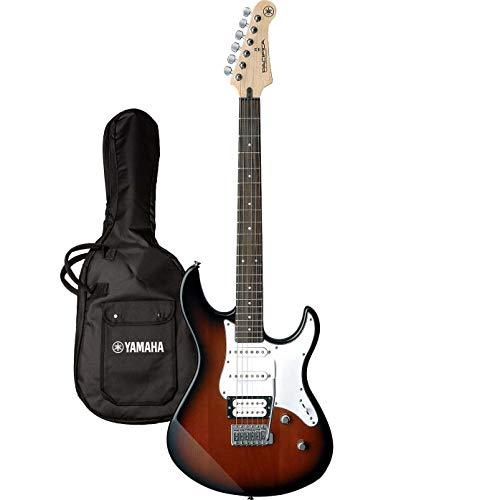 Yamaha Pacifica Series PAC112V Electric Guitar; Old Violin Sunburst