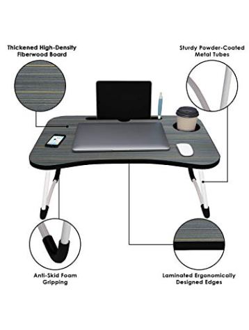 StoryHome-foldable-portable-adjustable-multifunction-laptop-study-lapdesk-table-for-breakfast-serving-bed-tray-office-work-gaming-watching-movie-on-bedcouchsofafloor-with-cup-slot-and-tabletipadnotebo
