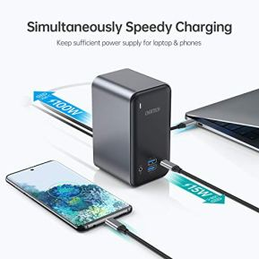 USB-C-Docking-Station-CHOETECH-15-in-1-Docking-Station-for-MacBook-and-Windows-Quadruple-Displays-with-100W-PD-Input-4K-HDMI-VGA-4-USB-A-and-1-USB-C-Ports-Ethernet-35mm-Audio-Jack