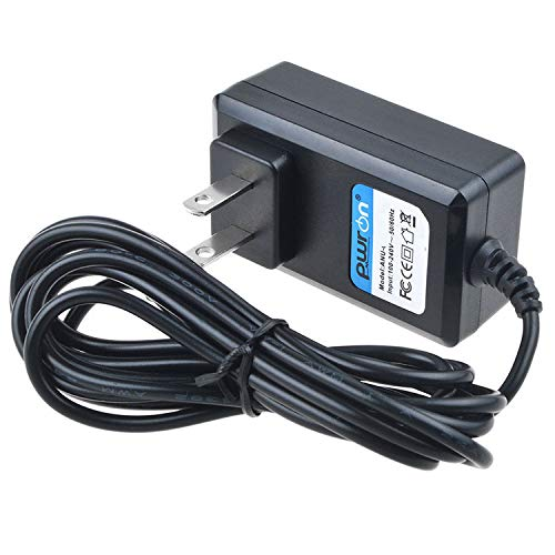PwrON (6.6FT Cable) AC Adapter Charger for Akai KS800-BT Bluetooth CD+G Karaoke System Power