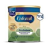 Enfamil ProSobee Soy-Based Infant Formula - Lactose Free for Sensitive Tummies - Powder...