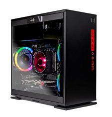 SkyTech Legacy Mini - Gaming Computer PC Desktop – Ryzen 7 1700 8-Core 3.0 GHz, NVIDIA GeForce GTX 1660 Ti 6GB, 500G SSD, 16GB DDR4, AC WiFi, Windows 10 Home 64-bit