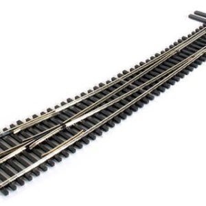 Peco HO Scale Code 83 Insulfrog #7 Right-Hand Turnout 41mX5m66CQL