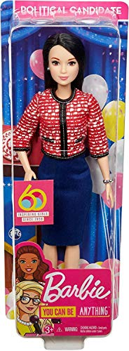 Barbie Careers 60th Anniversary Presidential Candidate