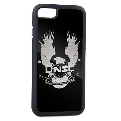 buckle down cell phone case for iphone 7 plus unsc logo reverse