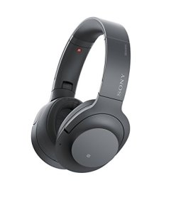 (Renewed) Sony – H900N Hi-Res Noise Cancelling Wireless Headphone Grayish Black (WHH900N/B)