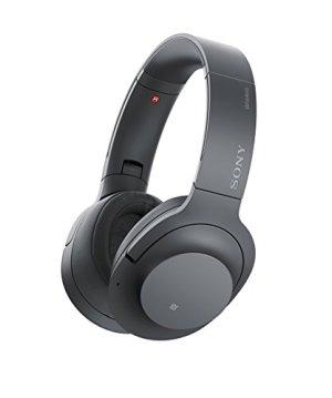 (Renewed) Sony – H900N Hi-Res Noise Cancelling Wireless Headphone Grayish Black (WHH900N/B)