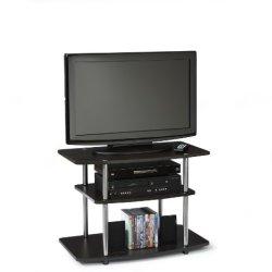 Convenience Concepts Designs2Go 3 Tier TV Stand, Espresso
