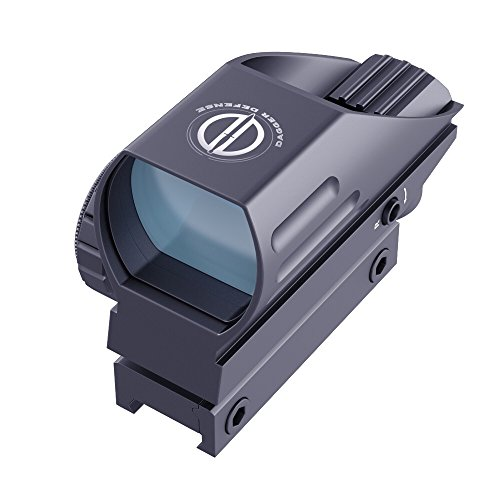 DD DAGGER DEFENSE A Veteran Owned Company, The DDHB Red Dot Reflex Sight, Scope Optic and Substitute for Holographic red dot Sights