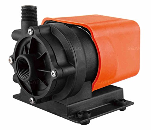 SEAFLO Marine Air Conditioner Magnetic Drive Raw Water Circulation Pump 500 GPH 115V Submersible 41mkUcoaibL