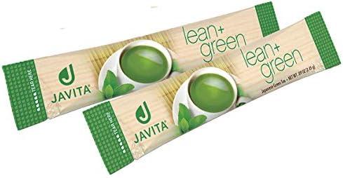 Lean + Green, Premium, 100% Sencha Green Tea, Super Citrimax (Garcinia Cambogia) & Gymnema Sylvestre, for Weight Management, Appetite Control and Sugar Balance 24 ct, Javita 7