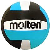 Molten Mini Volleyball, Black/Aqua