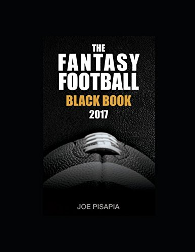 The Fantasy Football Black Book 2017 (Fantasy Black Book)