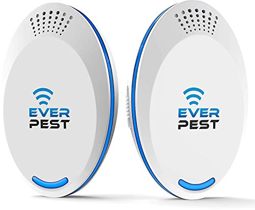 Ultrasonic Pest Repellent Control