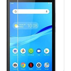 M.G.R.J® Tempered Glass Screen Protector for Lenovo Tab M7 (Transparent)
