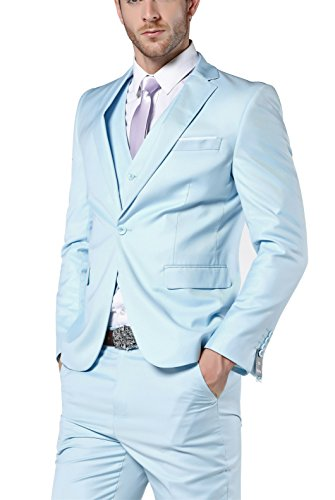 Mens-Slim-Fit-3-Piece-Dress-Suits-Prom-Dress-Suit-Set-US-Size-40-Tag ...