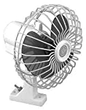 SeaChoice 6 inch Oscillating 12V Fan by SEACHOICE