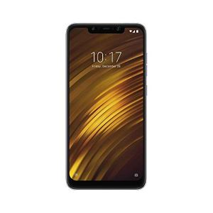 Poco F1 by Xiaomi (Steel Blue, 6GB RAM, SD 845, 128GB Storage) – 6 Month No Cost EMI