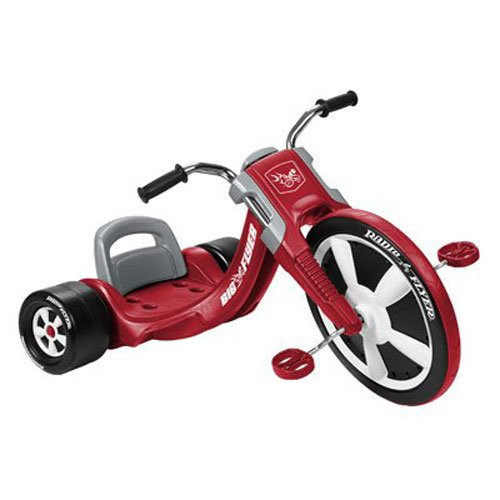 Radio Flyer Deluxe Big Flyer, Red