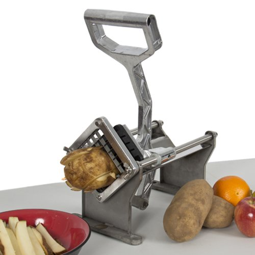 Best Choice Products Potato French Fry Fruit Vegetable Cutter Slicer Commercial Quality