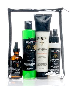 41nAK2 QOUL Four Step Hair and Scalp Treaent Set For All Hair Types For personal use and as a gift